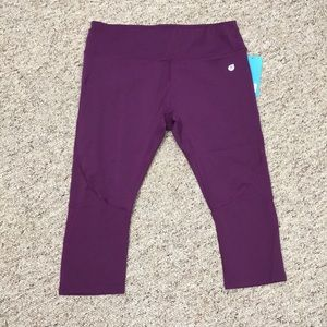 Pants - New with tags workout capris